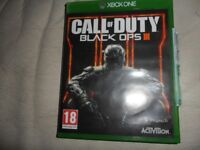 Call of Duty Black ops 3 (BO3) Xbox one game