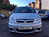 Vauxhall Meriva 1.6 5dr£1,795 FULL SERVICE HISTORY