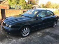 2004 Jaguar X-Type 2.0 D Classic 4dr *** BARGAIN *** LONG MOT ~ Lots of Service History