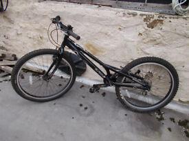 New Diamondback Tekiya Trials Bike 26 inch Wheel