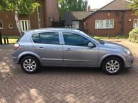 2005 55 VAUXHALL ASTRA 1.8 16V AUTO CLUB SILVER 5 DOOR HATCHBACK AUTOMATIC