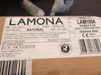 Lamona 2 ring hob ( new (