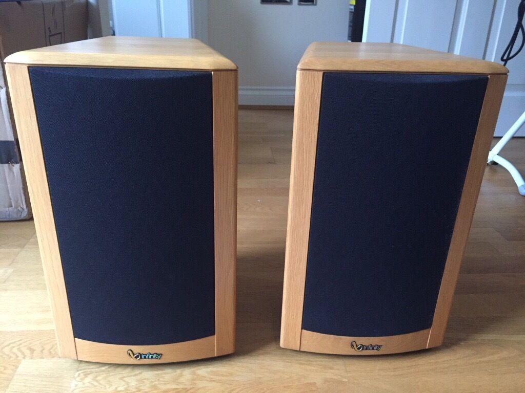 infinity kappa speakers. infinity kappa 60 home stereo speakers r