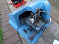 MANCUNA MORTICE KEY CUTTING MACHINE