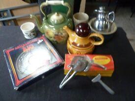Joblot Car boot Pottery Teapot Resale Bundle Delivery Available £10