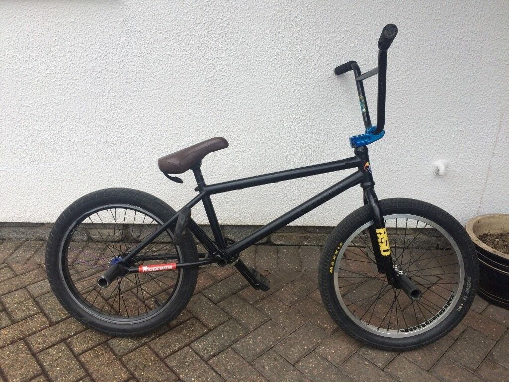 bmx bike. Stevie Churchill 20 inch frame | in Ivybridge, Devon | Gumtree