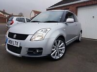 Suzuki Swift VVTI 1.6 Sport