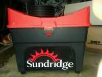 Sundridge tackle seat box