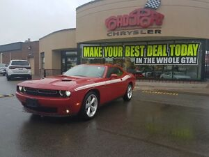 2016 Dodge Challenger R/T HEMI NAVI P-ROOF HEATED SEATS HEATED W