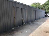 Storage garage unit to let