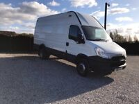 New shape Iveco Daily 70c17 2013 62 reg