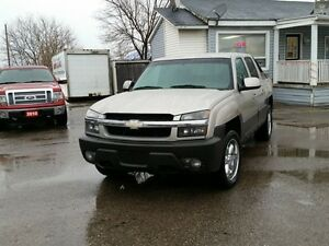 "2004 Chevrolet Avalanche 20"" ALLOYS"