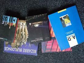 Architecture student book bundle