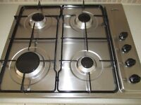 SMEG SE64 Gas hob with four burners - Excellent condition