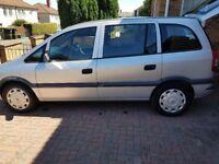 Vauxhall zafira A