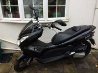 Honda PCX 125 2013 moped scooter: excellent condition, 2300 miles £1750