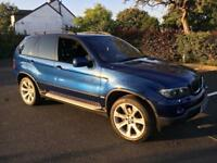 """BMW X5 3.0d Sport Exclusive Le Mans Edition sat nav 20"""" wheels heated leather pan roof tv function +"""