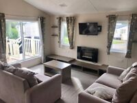 Luxury Caravan Lodge For Sale on 12 Month Park in East Yorkshire (move in, in just 7 days) YO25 8TZ