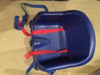 Baby height chair seat booster toddler infant
