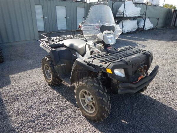 2007 Polaris SPORTSMAN 500 DELUXE
