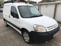 2007 CITROEN BERLINGO 600 HDI X 75 /1.6/DIESEL/DRIVES GREAT/ 1YEAR MOT £1895