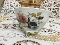 REDUCED Vintage Royal Grafton Fine bone China Made in England 22k Sugar Bowl