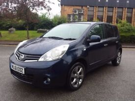 Nissan Note 1.4 2011 very good condition
