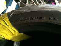 Michelin Pilot Alpin Winter Tyres 245/R18 100V x4