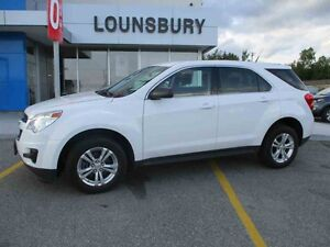 2012 CHEVROLET EQUINOX AWD LS- ONE OWNER! BEAUTIFUL CONDITION!