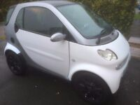 Smart car Fortwo 52 plate