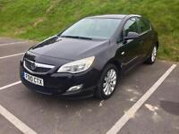 2010 Vauxhall Astra exclusiv