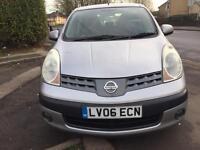 Nissan Note 1.4 excellent drive low mileage full service hpi clear
