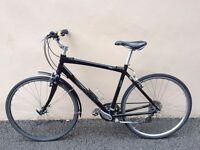 Giant Town Bike, Black (Large) Frame
