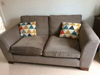 Two seater M&S sofa
