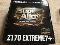 ASRock Z170 Extreme7+ Motherboard S1151