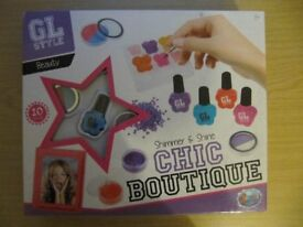 GL Style Beauth Shimmer and Shine Chic Boutique NEW Ideal present