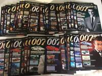 James Bond Car Collection Magazines