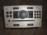 Original Vauxhall CD 30 Stereo Corsa Vectra Zafira Astra