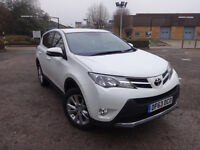 Toyota RAV-4 VVT-I Icon Continuously Variable Petrol 0% FINANCE AVAILABLE