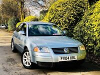 **GENUINE 42K+DIESEL** VW PASSAT 1.9 TDI PD HIGHLINE 130BHP + FULL SRV HSTRY + T BELT + UNMARKD CAR