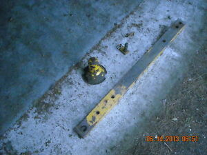 Industrial loader tractor parts ? MF 50 possibly London Ontario image 1