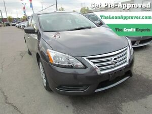 2015 Nissan Sentra 1.8 SV | ONE OWNER