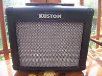 Kustom 10 Watt Electric Guitar Amplifier with Effects.