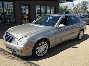 2007 Mercedes-Benz E-Class ALL WHEEL DRIVE! 123K! Edmonton Edmonton Area image 1