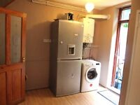 Large Fridge Freezer and Washing Machine offered