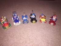Noddy car set