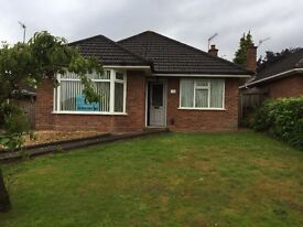To let - 2 bedroom detached bungalow in Trentham available on long term let.