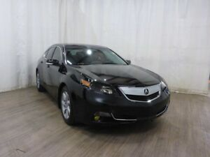2012 Acura TL Remote Start Leather Sunroof