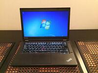 Double power i7-4700mq quadcore Laptop Thinkpad T440P 16GB Ram 2x Drives SSD + HDD