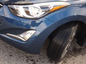 2016 Hyundai Elantra GLS | UPGRADED LEATHER | ONLY 8000KM! | ONE Stratford Kitchener Area image 11